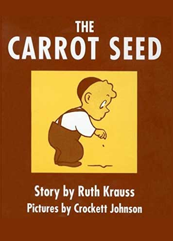 The Carrot Seed book cover