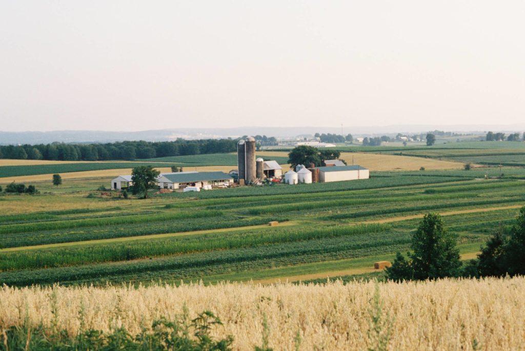 Rodale Institute 农业系统试验