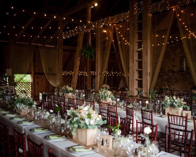 rodale barn wedding