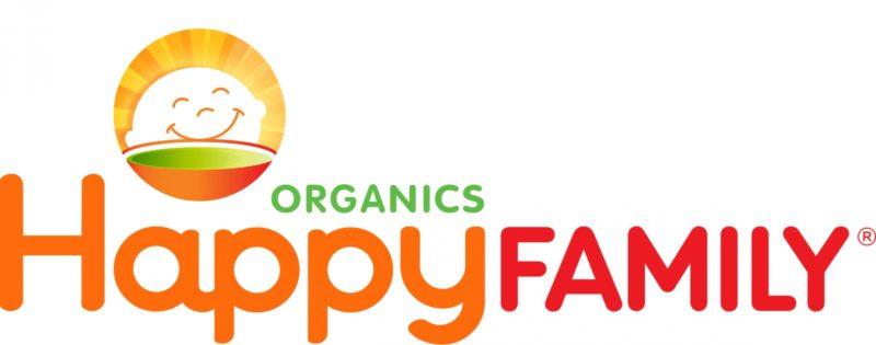 happy organics family logo