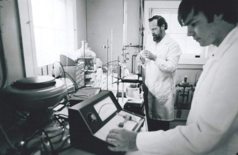 历史悠久的罗德莱实验室