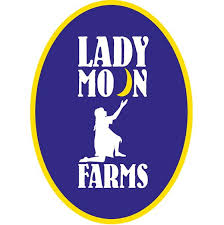lady moon farms logo