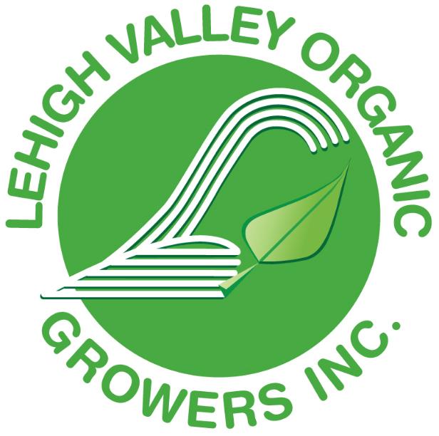 lehigh valley organic growers logo