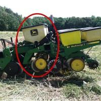 fertilizer hopper