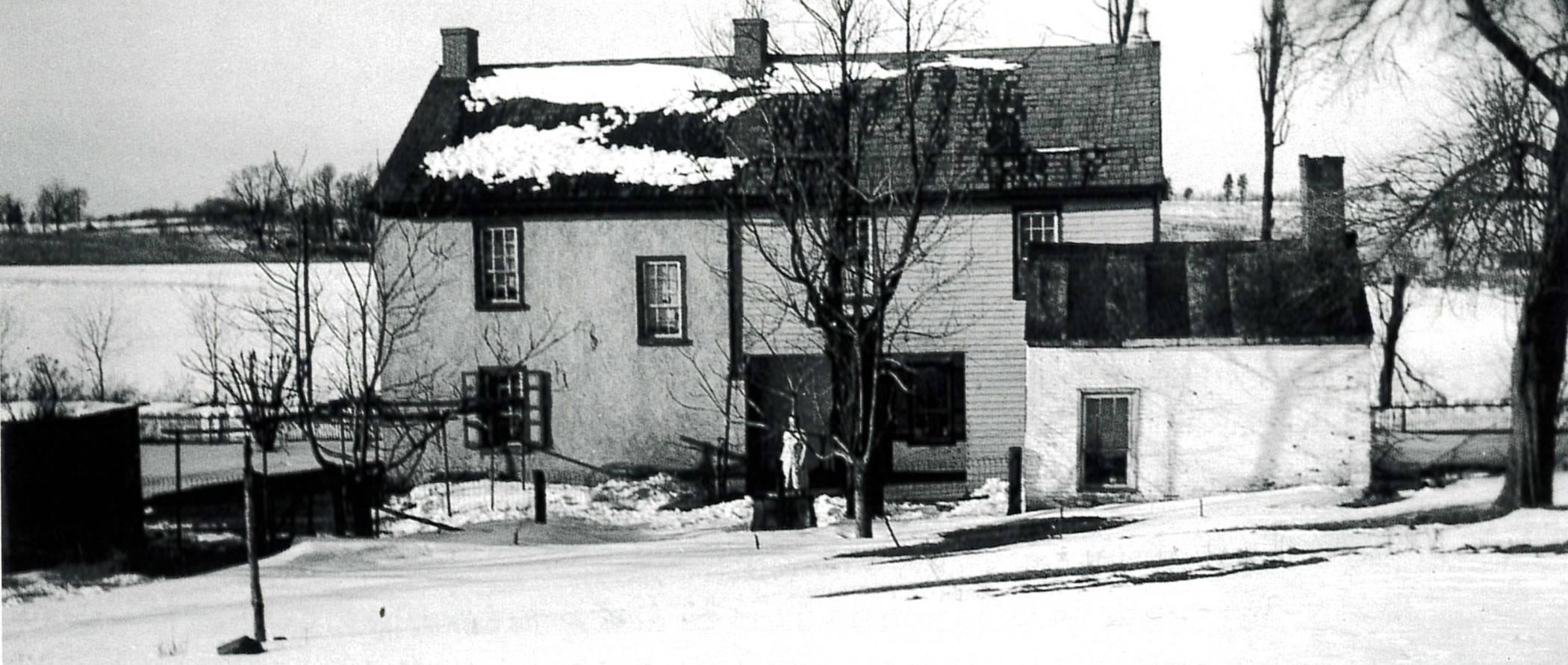 emmaus farm 1940