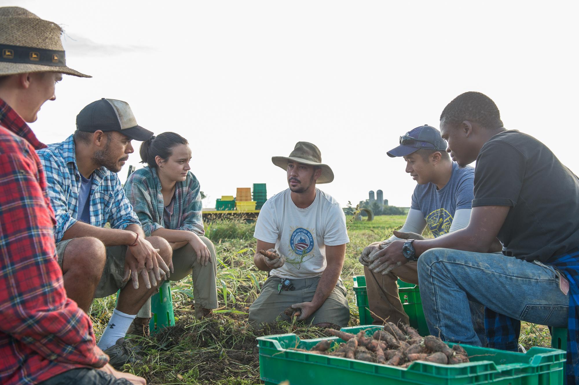 rodale farmer training