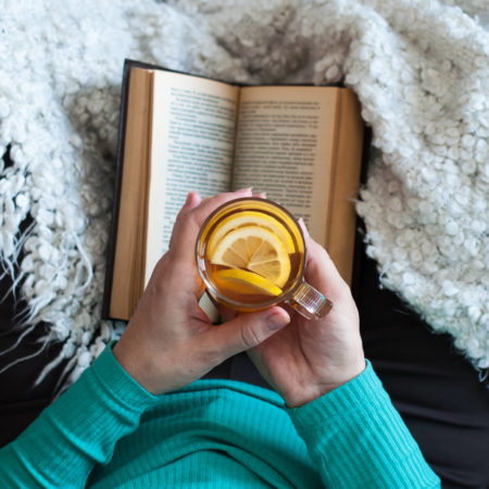 drinking tea tips for self care